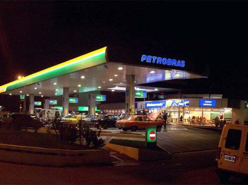 Estación de servicio – Petrobras