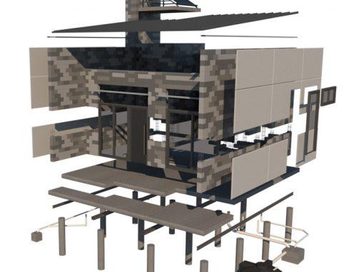 Easybrick – Desarrollo del sistema constructivo